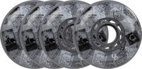Undercover Dustin Werbeski Signature Wheels 4-pack