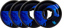 Undercover Mini T-Rex Core Line Inline wheels 4-pack
