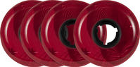 Undercover Panther 58mm Aggresive Wheels 4-pack