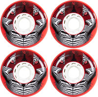 Undercover Tiger Bullet Radius Wheels 4-pack