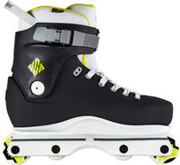 USD VII Grey Agressive Inline Skates