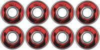 Wicked ABEC 5 Freespin 608 8-Roulements De Roller Pack de 8