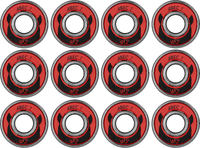 Wicked ABEC 7 Freespin Roulements 608 12-Pack