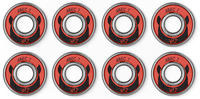 Wicked ABEC 7 Freespin Bearings 608 8-Pack