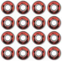 Wicked ABEC 9 Freespin 608 16-Pack Bearings