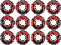 Wicked ABEC 9 Freespin Bearings 608 12-Pack