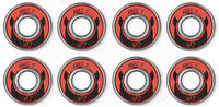 Wicked ABEC 9 Freespin Roulements 608 8-Pack
