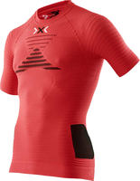 X-Bionic Effektor Power Short Sleeve Men Red/Black