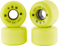 Your Own Wave 60mm Longboard wheels 4-Pack