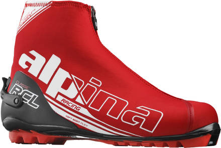 Alpina RCL Classic Cross Country Ski Boots SkatePro - Alpina cross country ski
