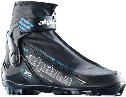 Alpina T EVE Touring Cross Country Ski Boots Combi - Alpina cross country