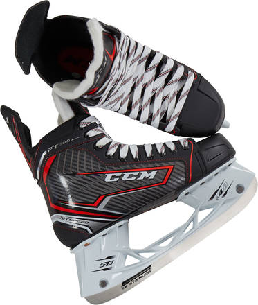 3a305e82ffa Zoom. Item sold out. Can not be delivered. Show similar products. Easter  Sale. CCM Jetspeed FT350 Ice Hockey Skates