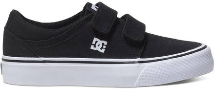 DC Shoes Trase Velcro Kids Skate Shoes