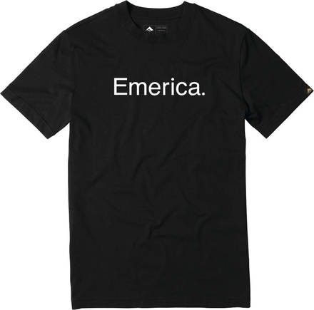 Emerica Pure 12.1 Black T-Shirt