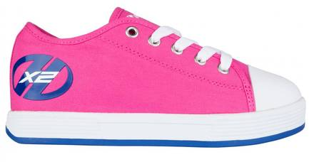 los angeles parhaat Amazon Heelys Fresh X2 Pink/Navy Shoes With Wheels