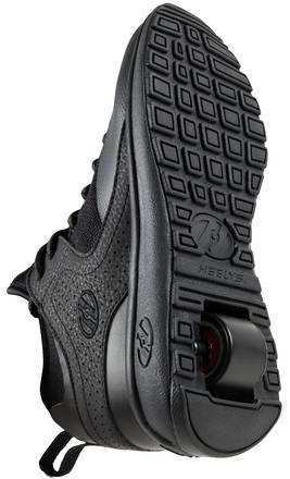 Heelys Piper Triple Black Shoes With
