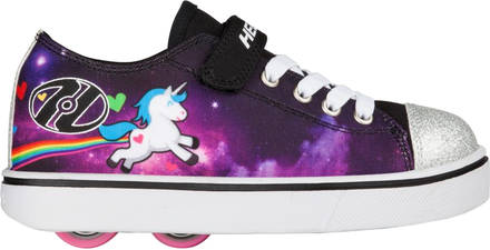 Heelys Snazzy Space/Unicorn Shoes With