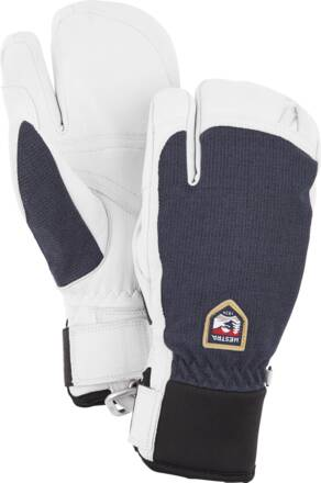 new list outlet store sale best website Hestra Army Leather Patrol 3 Finger Gloves - Skis