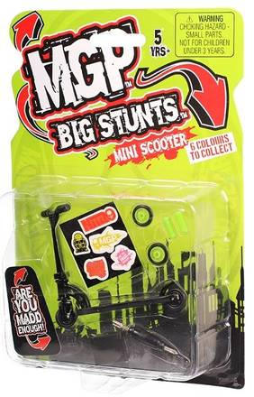 Mini hulajnoga MGP Big Stunts White