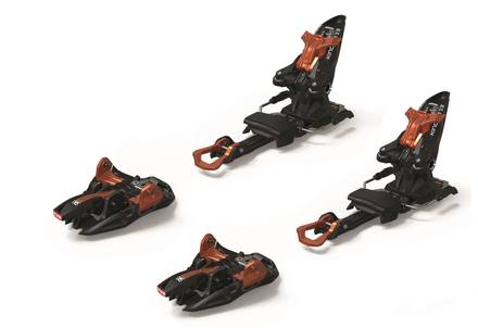 Marker Kingpin 13 Ski Bindings - Skis  3677e4711