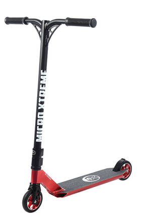 micro mx crossneck stunt scooter scooters skatepro. Black Bedroom Furniture Sets. Home Design Ideas
