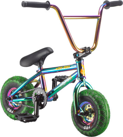 Rocker 3 Crazymain Jet Fuel Freecoaster Mini Bmx Bike