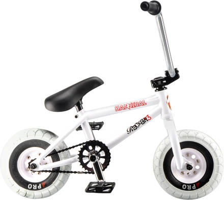 Rocker 3 Hannibal Freecoaster Mini Bmx Bike Skatepro