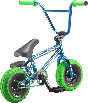 Rocker 3 Joker Freecoaster Mini Bmx Bike Skatepro