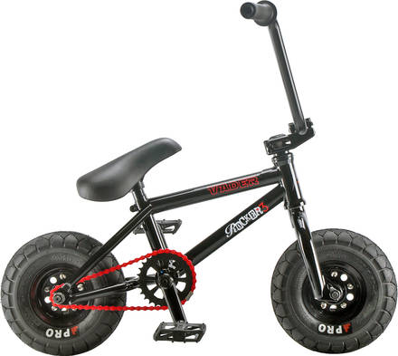 Rocker 3 Vader Freecoaster Mini Bmx Bike Skatepro