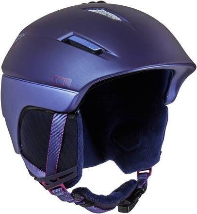 salomon icon2 c air femmes casque de ski casques s curit. Black Bedroom Furniture Sets. Home Design Ideas
