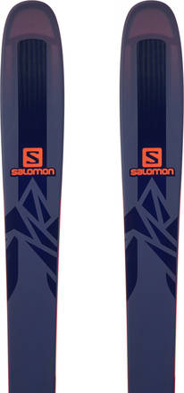 aliexpress arriving official Salomon QST 99 17/18 Backcountry Skis