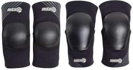 Sector 9 Gasket Elbow Pad Protective Gear