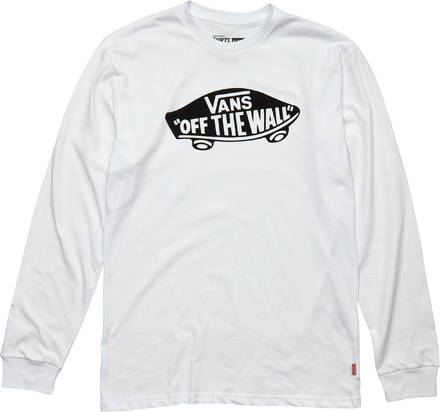 23aae9b0ff Vans Long Sleeve T-shirt - Buy Vans OTW Long Sleeve T-Shirt