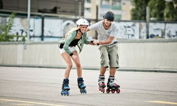 fa5a1a38049 K2 skates are known for their great comfort and support, and the company has  once again impressed us when it comes to the boot. The Trio features a  highly ...