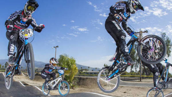 BMX Racing: Snap into a sport of high speed