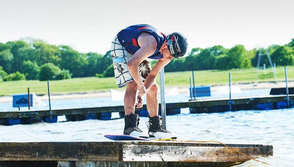 This is why we surf at SkatePro! Part 2 - Wakeboarding