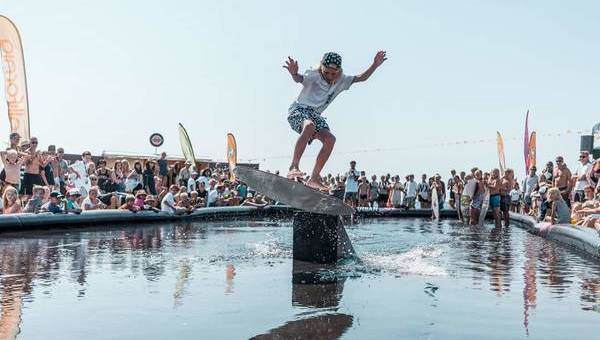 European Skimboarding Cup - a competition for everyone