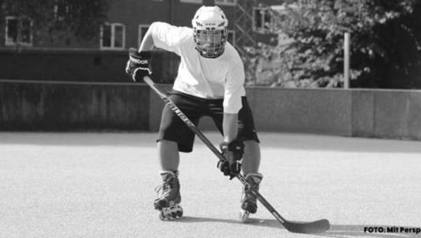 Roller Hockey: Fast-paced and high-intensity