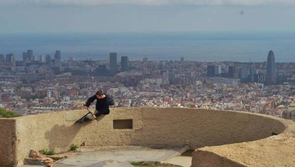 Pol Roman: Shredding Barcelona