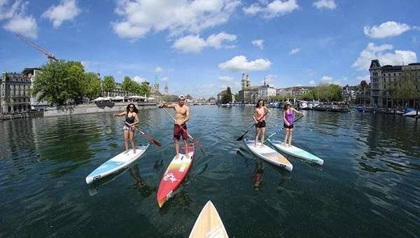 Ready for SUPtember? Get in the Guinness book of records!