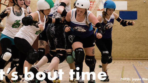 Roller derby: It's bout time