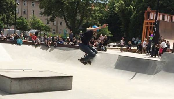 CPH Blade Days: An epic day of blading