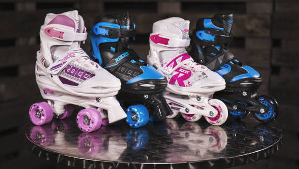 Roces kids skates: A start to a lifelong passion