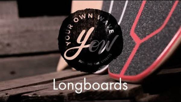 Riding concrete waves - YOW surf skate is here