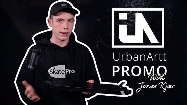The new 2018 parts from UrbanArtt has arrived