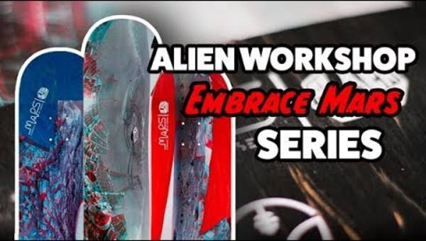 Alien Workshop: Out of this world