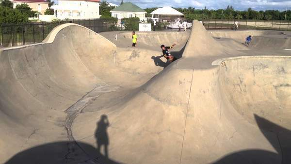 Skaters bucket list: Top 7 of the greatest skateparks