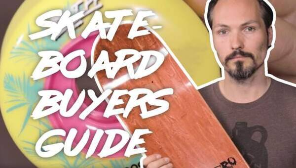 When skateboards matter: picking The Right One
