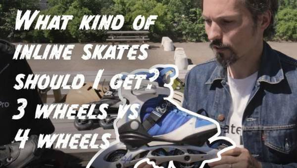 Three things to consider, when you are buying inline skates